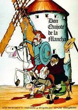 拉曼查的堂·吉诃德海报
