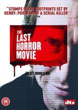 最后的恐怖电影海报
