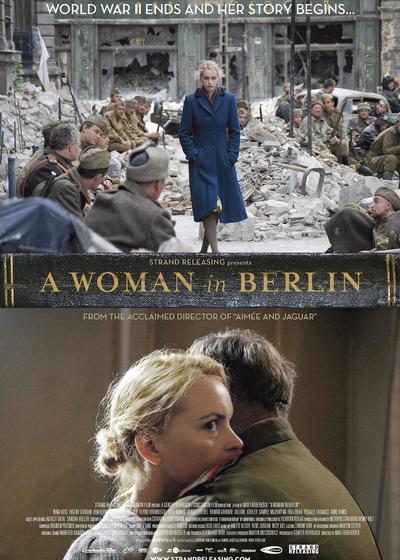 柏林的女人海报