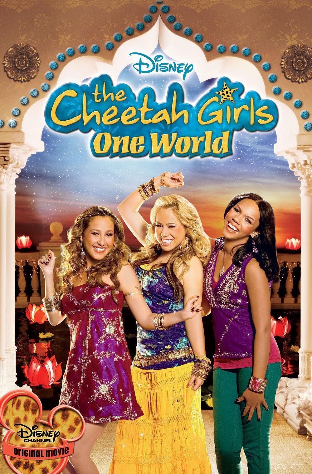 花豹少女队3:同一个世界
