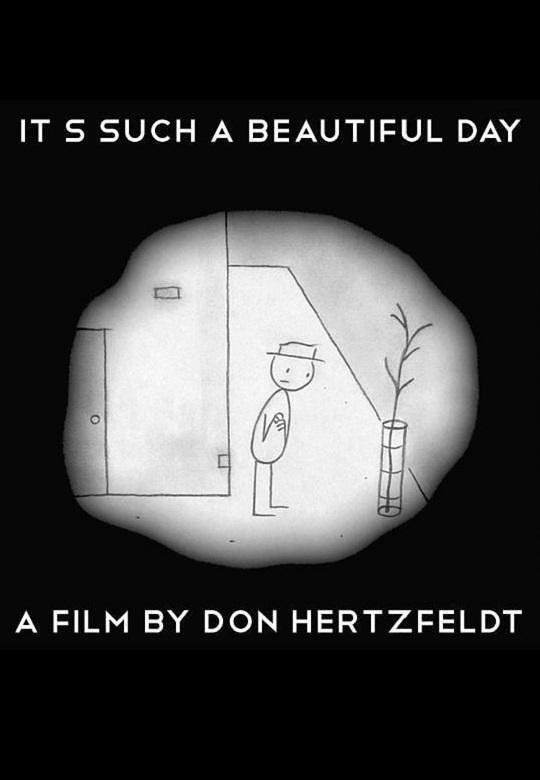 如此美好的一天(短片)