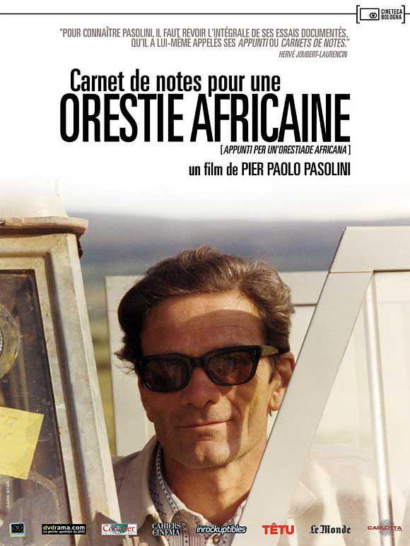 非洲俄瑞斯忒斯的札记