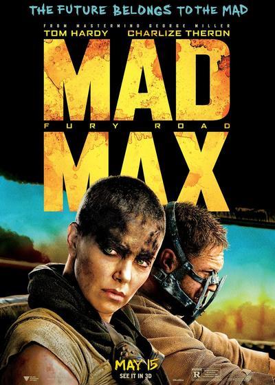 疯狂的麦克斯4:狂暴之路海报