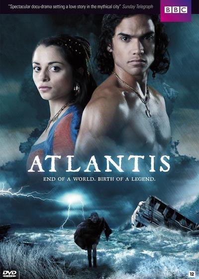 亚特兰蒂斯:世界的终结,传奇的诞生海报