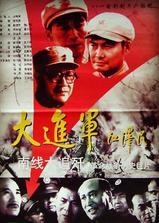 大进军——南线大追歼海报