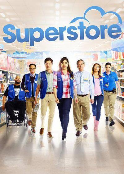 百味超市 第一季海报