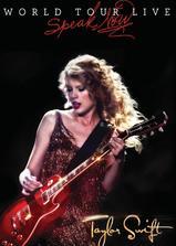 泰勒·斯威夫特:爱的告白世界巡回演唱会海报