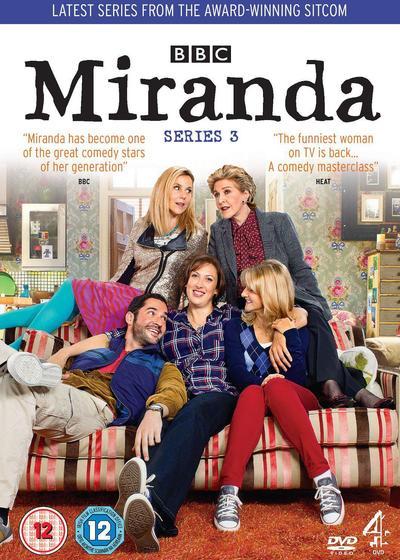 米兰达 第三季海报