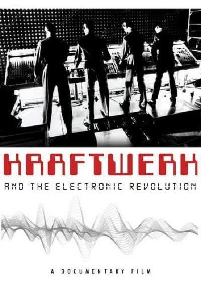 发电站与电子乐革命海报