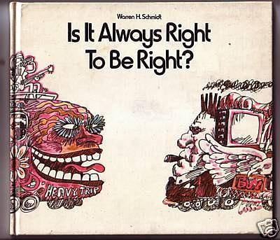总是对的就是对的吗?