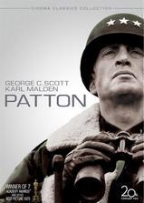 巴顿将军海报
