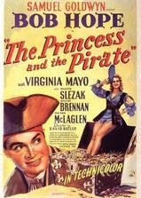 公主与海盗海报