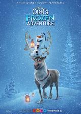 雪宝的冰雪大冒险海报