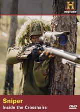 历史频道 狙击手 身在瞄准镜海报