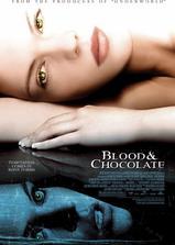 血腥巧克力海报