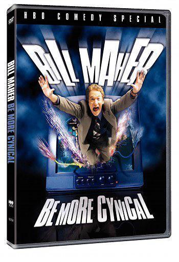 比尔·马厄:再愤世嫉俗点儿海报