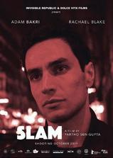 slam海报