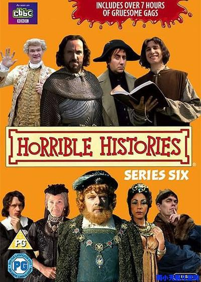 糟糕历史 第六季海报