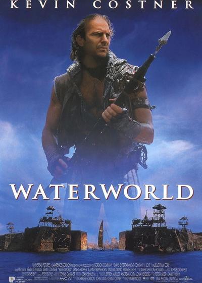 未来水世界海报