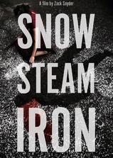 雪·汽·铁海报