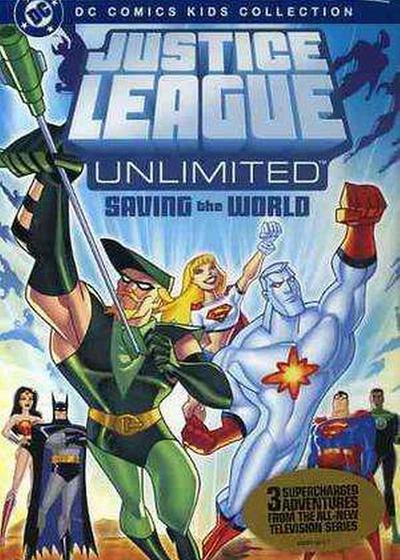 无限正义联盟 第一季海报