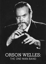 奥逊·威尔斯:一个人的乐队海报