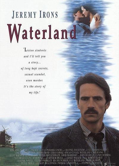 水之乡海报