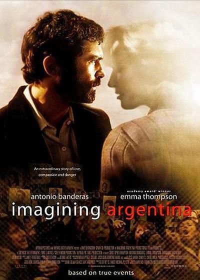 梦想阿根廷海报