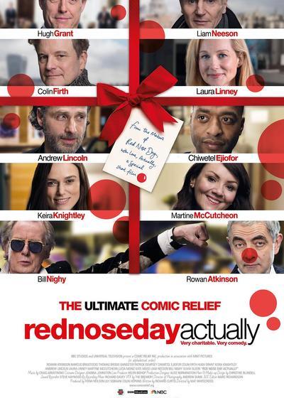 真爱至上:红鼻子日特别集海报