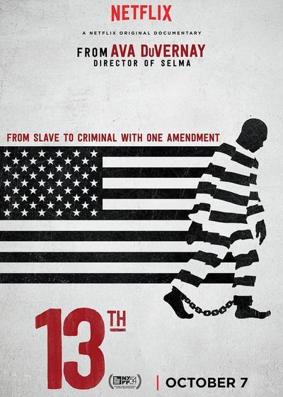 第十三修正案海报