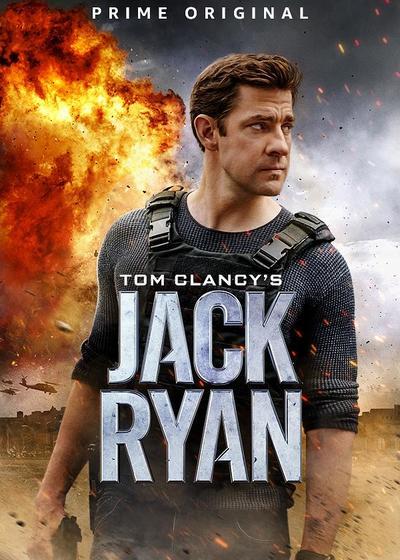 杰克·莱恩 第一季海报