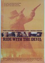 与魔鬼共骑海报