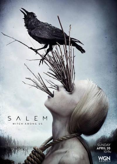 塞勒姆 第一季海报