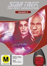 星际旅行:下一代 第二季海报