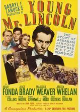 青年林肯海报