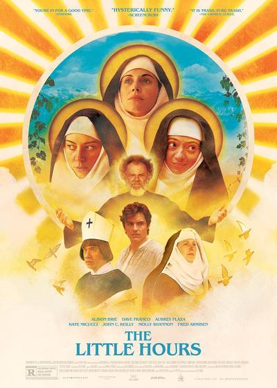 疯狂修道院海报