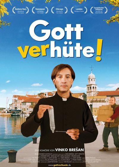 牧师的孩子海报