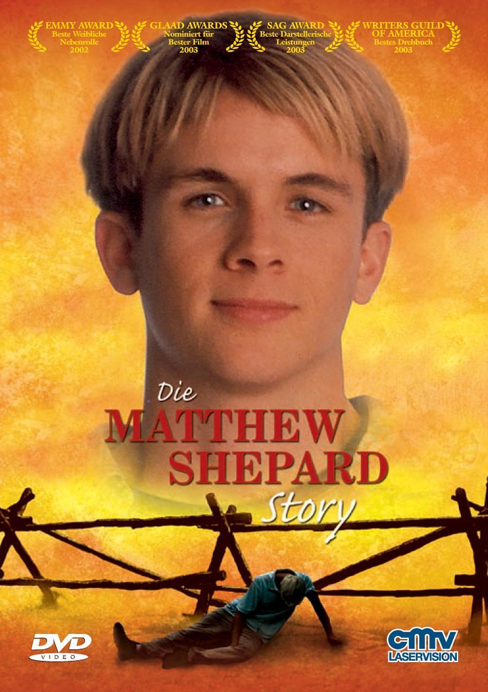 马修·谢巴德的故事