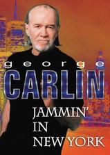 乔治·卡林:挤在纽约海报