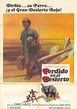 沙漠迷童海报