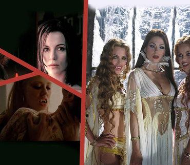 史上最致命诱惑的15个女吸血鬼,你最爱哪个?