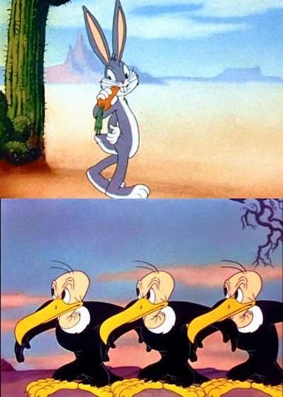 勇敢的兔八哥海报