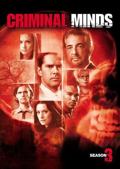 犯罪心理  第三季海报