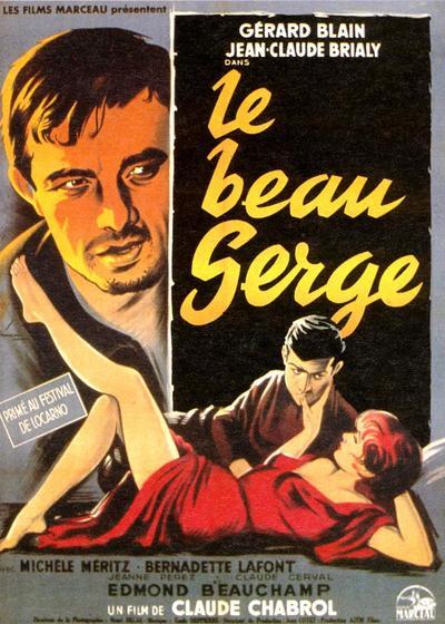 漂亮的塞尔吉海报