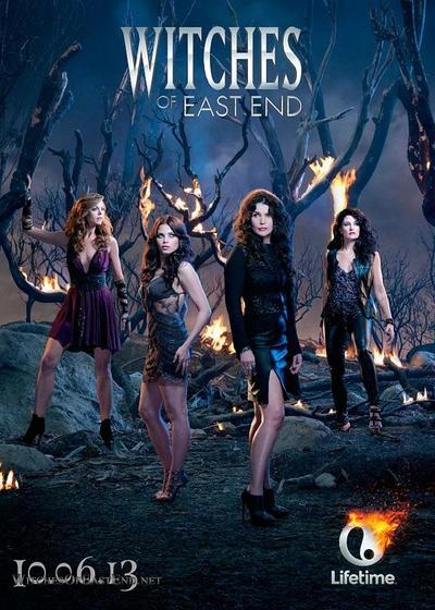 东区女巫 第一季海报
