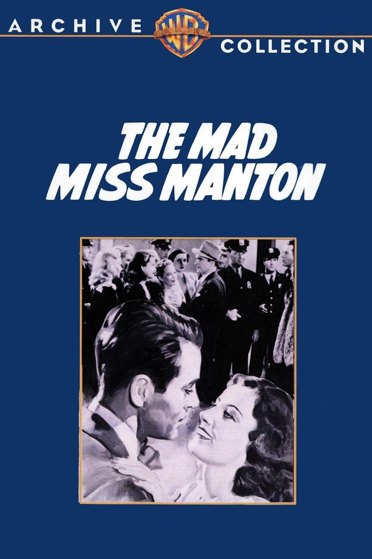 疯狂的曼顿小姐