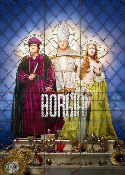 波吉亚家族(法国版) 第一季海报