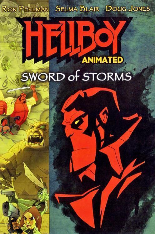 地狱男爵动画版:风暴之剑