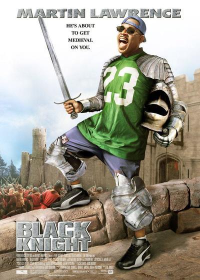 黑骑士海报