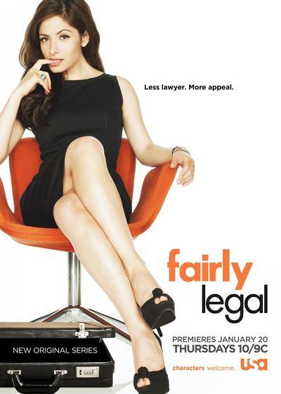 律政佳人 第一季海报
